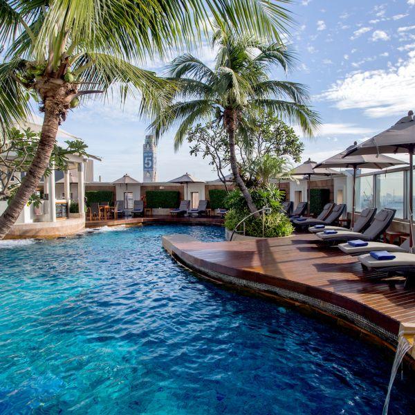 Luxury Hotel in Sukhumvit | InterContinental Bangkok