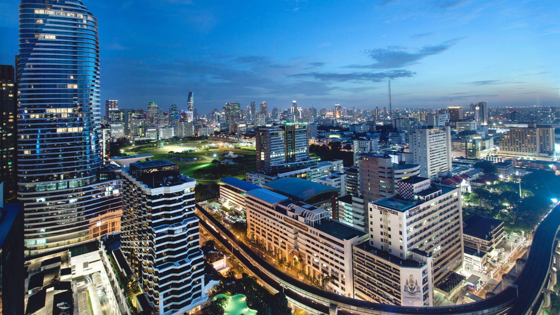 Luxury Hotel in Sukhumvit   InterContinental Bangkok