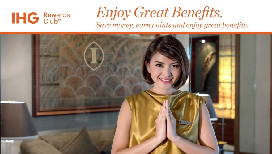 IHG® Rewards Club offers